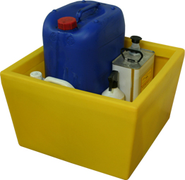 Mini Bund Chemical Storage Container Chemical Storage Container